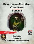 DotMM Companion: Bundle 1 (Fantasy Grounds)