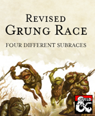 Revised Grung Race