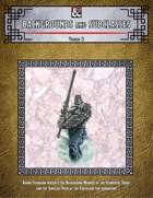 Backgrounds & Subclasses Volume II