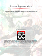 Ravnica:  Expanded Magic (Revised)