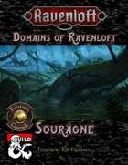 Domains of Ravenloft: Souragne (Fantasy Grounds)