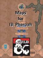 I3 Pharoah - Maps