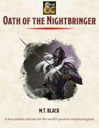 Oath of the Nightbringer