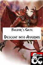 Baldur's Gate - Descent into Avernus: Extra Encounters