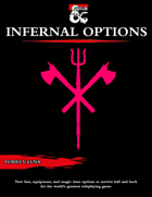 New Infernal Options for Feats, Equipment and Magic Items [D&D 5e (2020)]