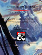 Revelations of the Icedawn - The Holy Book of Auril, the Frostmaiden