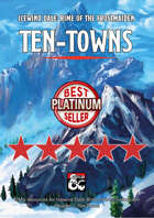 Ten-Towns – an Icewind Dale: Rime of the Frostmaiden DM's resource (maps, cheatsheets, advice)
