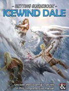 Icewind Dale - Setting Guidebook
