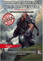 Thordin Battleaxe's Tome of Adventure