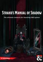 Strahd's Manual of Shadow