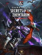 Darkhold: Secrets of the Zhentarim (Fantasy Grounds)
