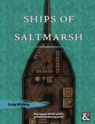 Ships of Saltmarsh