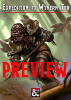 [Preview] Expedition to Wyvern Tor