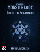 Monster Loot – Icewind Dale: Rime of the Frostmaiden