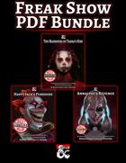 Freak Show PDF Bundle [BUNDLE]