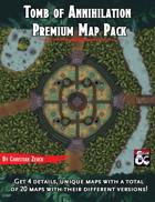 Tomb of Annihilation Premium Map Pack