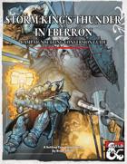 Storm King's Thunder in Eberron