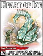 Heart of Ice - Lv5 Adventure