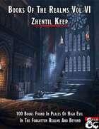 Books Of The Realms Volume VI Zhentil Keep