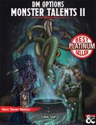 DM Options: Monster Talents II (5E)
