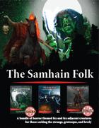 The Samhain Folk [BUNDLE]