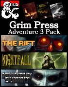Grim Press Adventure Pack [BUNDLE]