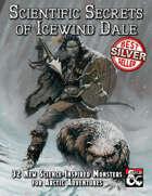 Scientific Secrets of Icewind Dale