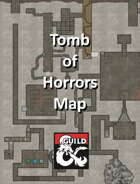 S1 Tomb of Horrors - Map