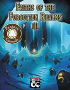 Faiths of the Forgotten Realms 3 (Fantasy Grounds)