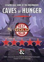 Caves of Hunger – an Icewind Dale: Rime of the Frostmaiden DM's resource (maps, cheatsheets, advice)