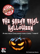 The Great Trial: Halloween