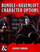 Ravenloft Character Options [BUNDLE]