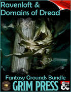 FANTASY GROUNDS Ravenloft [BUNDLE]