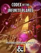 Codex of the Infinite Planes