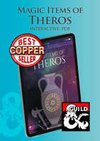 Magic Items of Theros