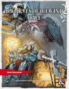 Dwarves of Icewind Dale