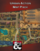 Urban Action Map Pack