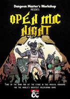 Open Mic Night: A 5e Minigame
