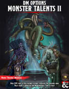 DM Options: Monster Talents II (Fantasy Grounds)