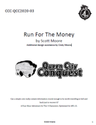 CCC-QCC2020-03 Run For The Money