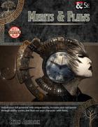 Merits & Flaws: A D&D 5e Chracter Creation Variant Rule