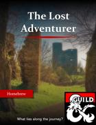The Lost Adventurer