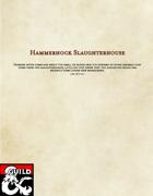 The Hammerhock Slaughterhouse