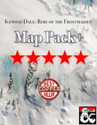Icewind Dale: Rime of the Frostmaiden Map Pack+