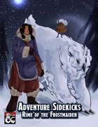 Adventure Sidekicks: Rime of the Frostmaiden