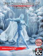 Fey Compendium IV: Winter Fey