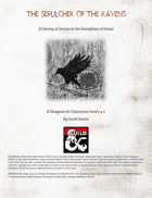 The Sepulcher of the Ravens