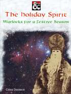 The Holiday Spirit