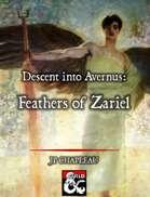 Descent into Avernus: Feathers of Zariel