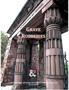 Grave Robberies